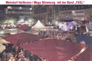 Band Heilbronn FEEL Bild 2