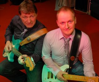 Band Diessbach DUO FOUR SHOES Partyband - Tanzband Bild 1