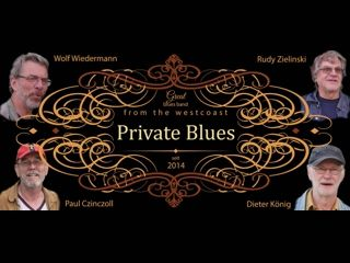 Band Friedrichskoog Private Blues Bild 1
