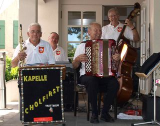 Band Truttikon Kapelle Cholfirst Bild 2