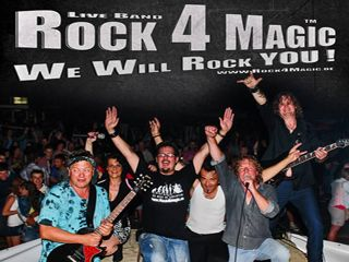 Band Hannover Rock4Magic Bild 2