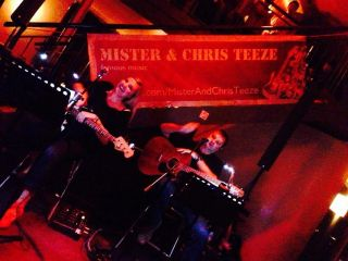 Band Hard Mister & Chris Teeze Bild 1